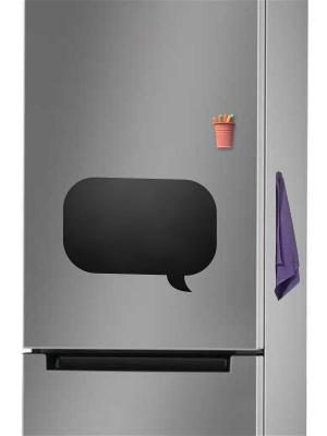 Меловая Доска на холодильник Получат для рисования комплект