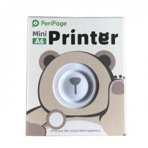 Портативный принтер PeriPagy A6 оптом