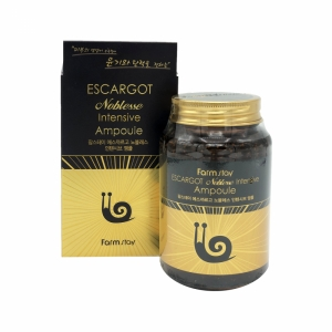 Сыворотка для лица Escargot Noblesse intensive Ampoule оптом