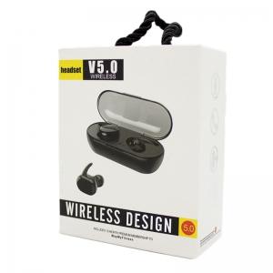 Беспроводные наушники Нeadset V5.0 Wireless design оптом