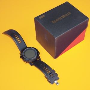 Умные Часы DM18 A с GPS навигатором
