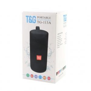 Портативная колонка TG-113A оптом