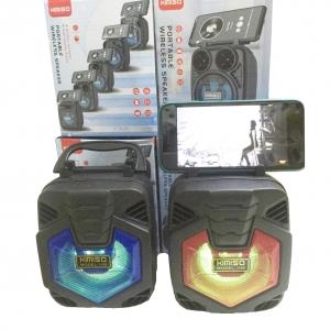 Портативная колонка KIMISO Portable Wireless Speaker оптом