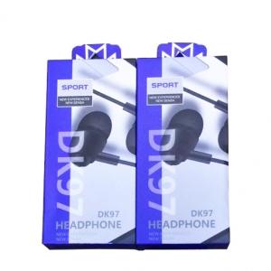 Вакуумные наушники DK97