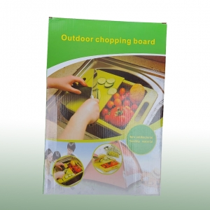 Разделочная доска-трансформер Outdoor chopping board оптом
