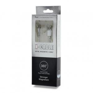 Кабель X-Cable Lighting\Type-C\micro USB оптом