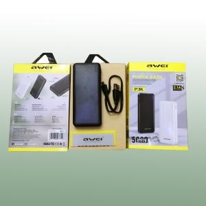 Внешний аккумулятор Awei P3K оптом
