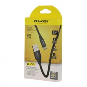 Кабель Micro USB Awei CL-55 оптом