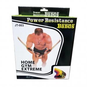 Набор эспандеров Power Resistance Bands JT-003 оптом