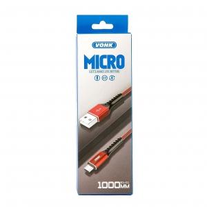 Кабель Micro USB VONK BDL-S11 оптом
