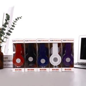Наушники BASS Stereo Headphones оптом