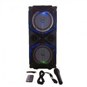 Портативна акустическая система ZQS-1819 оптом