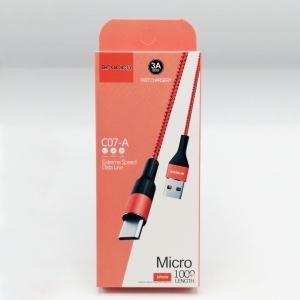 Кабель Micro USB Gracico C07-A оптом