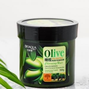 Маска для волос Bioaqua Olive Hair Mask оптом