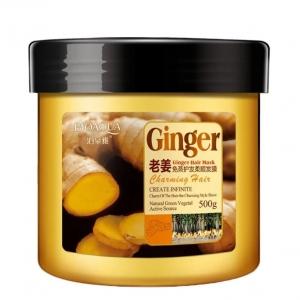 Маска для волос Bioaqua Ginger Hair Mask оптом