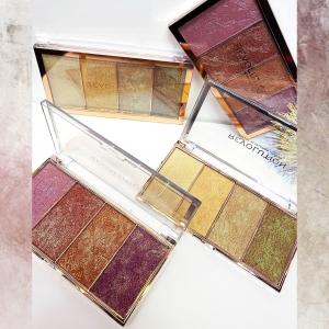 Тени для век London Revolution Makeup  4 цвета