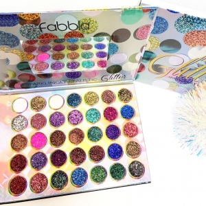 Палетка теней для век fabbla 35 цветов оптом