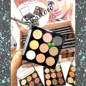Тени для век London Revolution Makeup Shadow 4D 9 цветов оптом