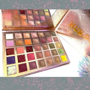 Палетка теней для век HUDABABY 45 цветов оптом