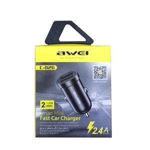 Зарядное устройство для автомобиля AWEI C-826