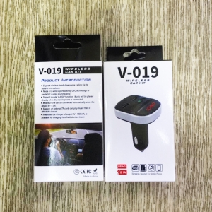 Автомобильный FM-модулятор V-019 оптом