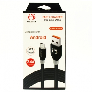 Кабель Micro USB OLESIT UNS-K191 оптом