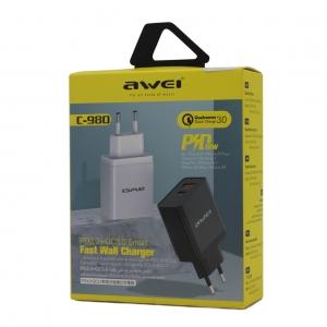 Зарядное устройство AWEI C-980 оптом