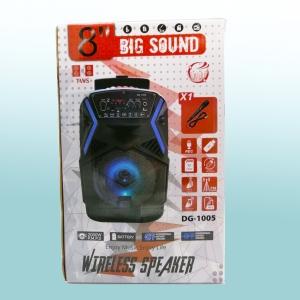 Портативная акустическая система DG-1005  оптом