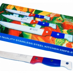 Набор кухонных ножей Star Shine по 12 шт
