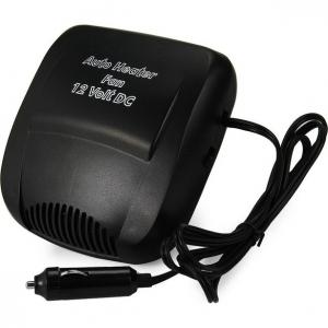 Вентилятор для авто  обогреватель 2 в 1