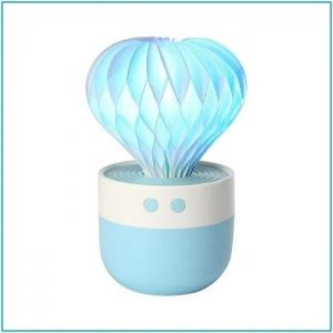 Увлажнитель ночник воздуха ультразвуковой Ball Cactus