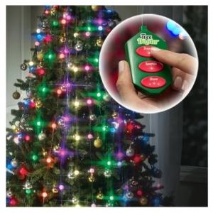 Гирлянда на новогоднюю елку (конусная)