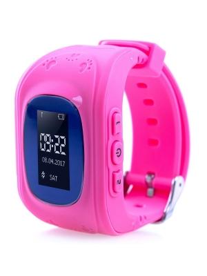 Детские GPS часы Q50, Розовый