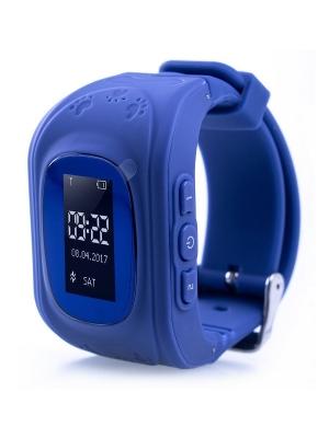Детские GPS часы Q50, Синий