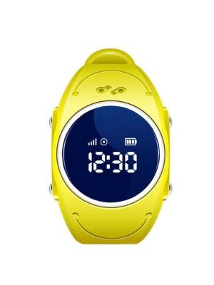 Детские GPS часы Q520S, Желтый