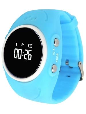 Детские GPS часы Q520S, Синий