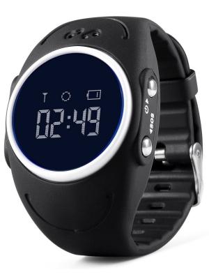 Детские GPS часы Q520S, Черный