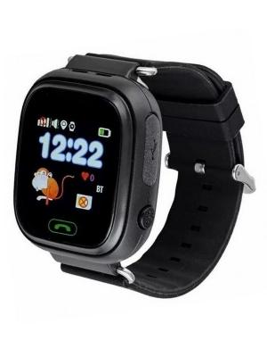 Детские GPS часы Q90, Черный