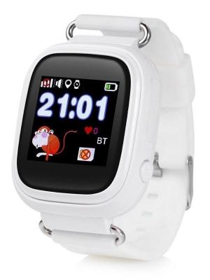 Детские GPS часы Q90, Белый