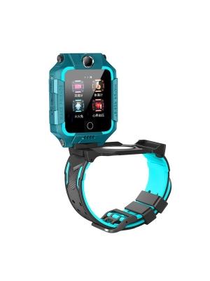 Детские GPS часы T10S (4G LTE), Зеленый