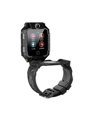 Детские GPS часы T10S (4G LTE), Черный