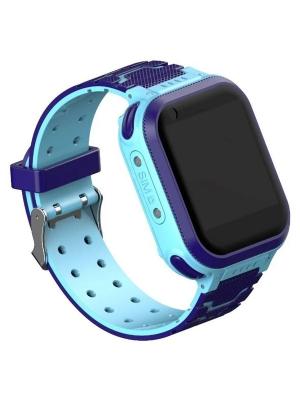 Детские GPS часы T3 (4G LTE), Синий/голубой