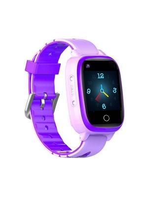 Детские GPS часы T5S (4G LTE), Сиреневый/фиолетовый