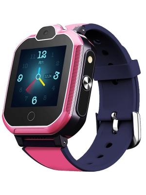 Детские GPS часы T6 (4G LTE), Розовый