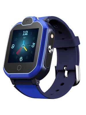 Детские GPS часы T6 (4G LTE), Синий