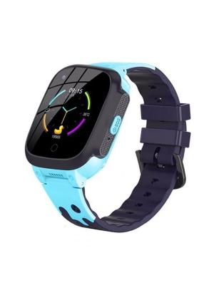 Детские GPS часы T8W (4G LTE), Голубой