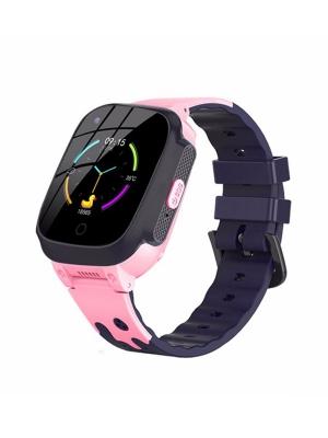 Детские GPS часы Nuobi T8W (4G LTE), Розовый