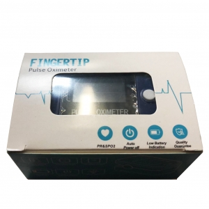 Пульсометр FINGERTIP Pulse Oximeter